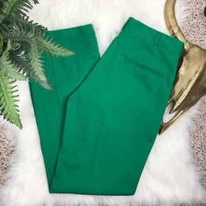 Heather for Clothes Vintage Kelly Green Trousers